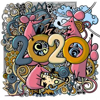 Cenone capodanno cinese 2020